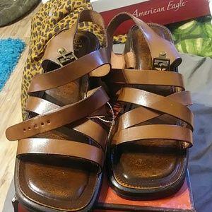 Romano Sandals Size 11